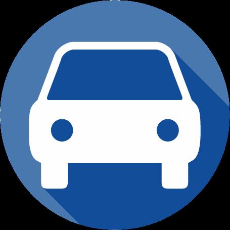 Car modal icon